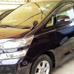Sudah Dijual : 2013 TOYOTA VELLFIRE 2.4 X EDITION 8 SEATER 2 POWER DOOR