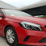 Sudah dijual : 2016 MERCEDES-BENZ A-CLASS A180 PUSH START