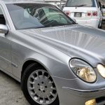 Masih Dijual : 2005 MERCEDES-BENZ E-CLASS E200 KOMPRESSOR LOCAL (CKD) 1.8 (A)